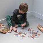 { Review }   Zozoville puzzel en Zozoville domino