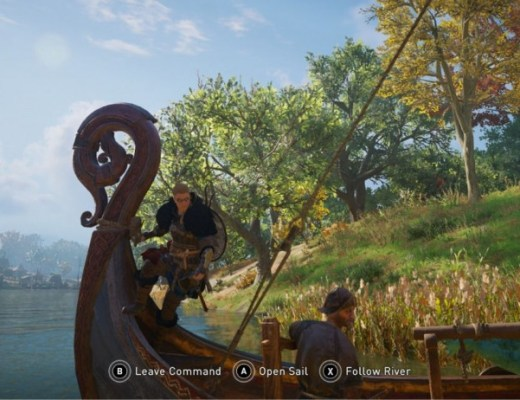 Review Assassin's Creed Valhalla xbox one