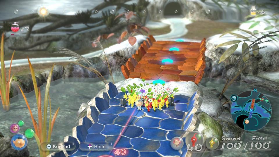 { Review } | Pikmin 3 Deluxe voor de Nintendo Switch