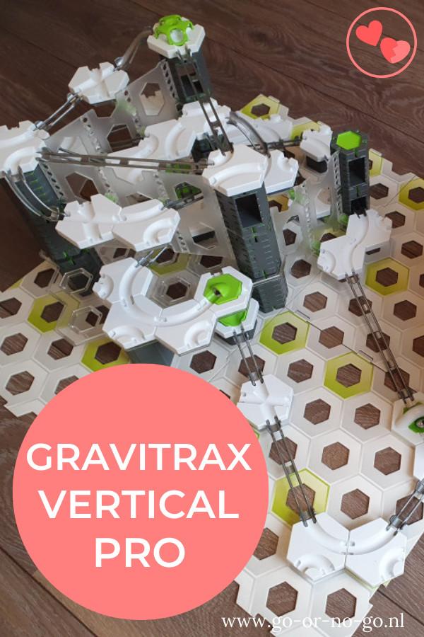 Hier in huis zijn we al jaren fan van Gravitrax. Sinds september 2020 is er een nieuwe starterset: Gravitrax Vertical Pro. Kijk maar mee!