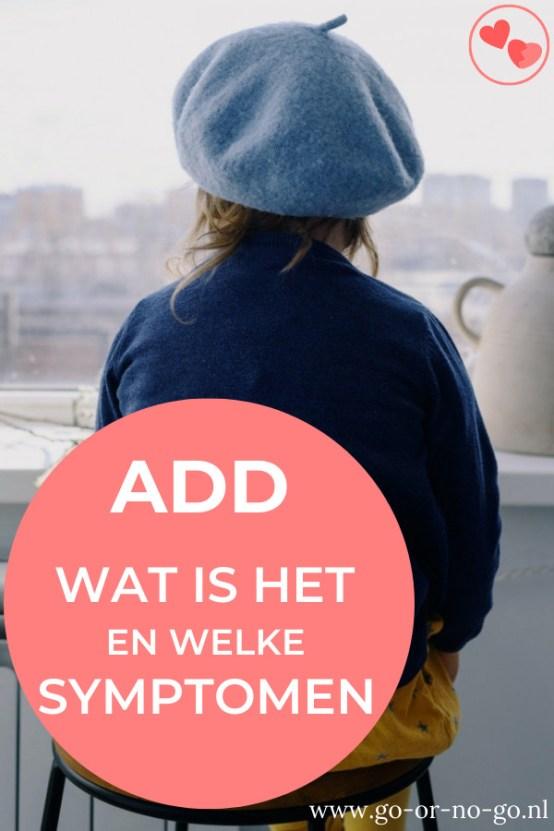We hebben allemaal weleens gehoord van ADHD. Kinderen met ADHD zijn vaak druk, fysiek en/of in hun hoofd. Wat is ADD, een vorm van ADHD?
