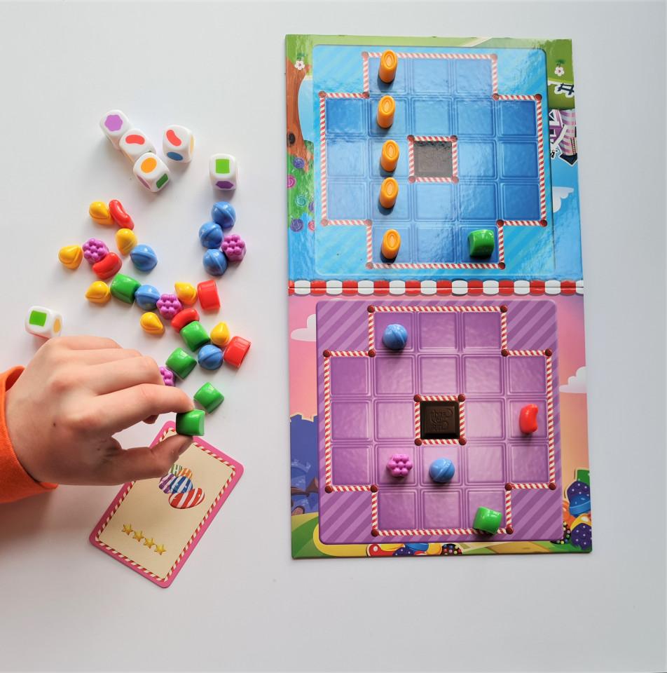 candy crush duel bordspel review