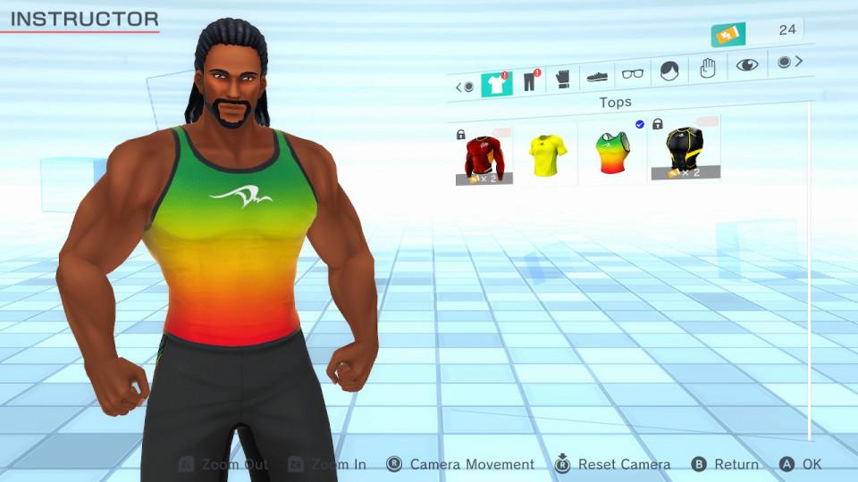 Fitness Boxing 2 op de Nintendo Switch