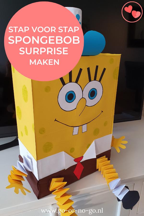 Wil je een leuke Sinterklaas SpongeBob surprise maken en zoek je inspiratie? Lees deze stap voor stap Spongebob Surprise voor Sinterklaas blog