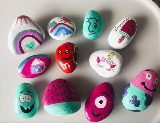 happy stones hype