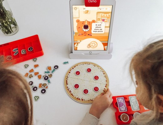 { REVIEW } | OSMO PIZZA CO - EDUCATIEF SPEELGOED VOOR DE IPAD