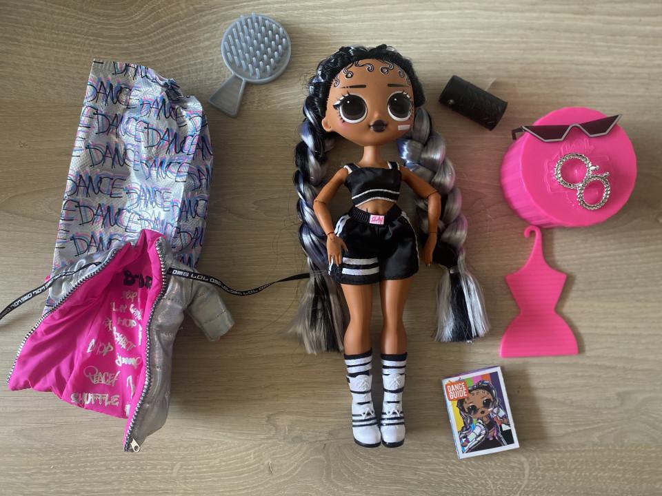 Mijn dochter is toch echt verzot op L.O.L. Surprise! Maak kennis met de nieuwe OMG Dance serie van L.O.L. Surprise!, met prachtige dolls.