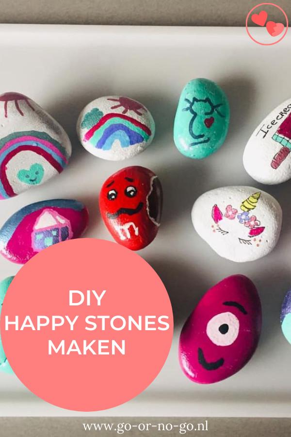 Ken jij de Happy Stones al? Deze vrolijk beschilderde keien vind je door heel Nederland. In deze blog lees je alles over deze Kei Tof stenen
