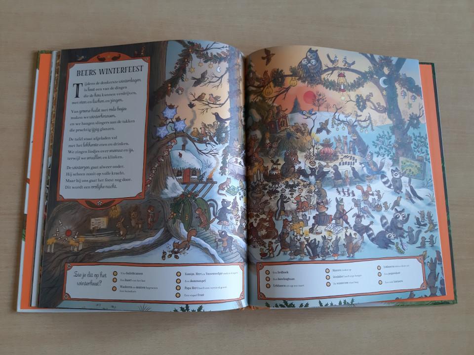 Voor Go or No Go mochten we het prentenboek Bezoek het Bijzondere Bos van Beer lezen. Lees hier onze recensie van dit mooie prentenboek.