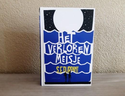 Review over het boek Het Verloren Meisje, geschreven door S.E. Durrant. Dit boek is geschikt voor tieners en jongvolwassenen.