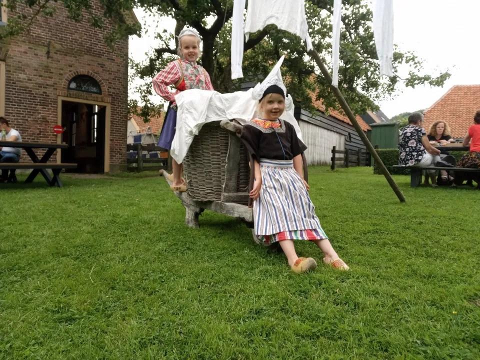 volendamkleding zuiderzeemuseum