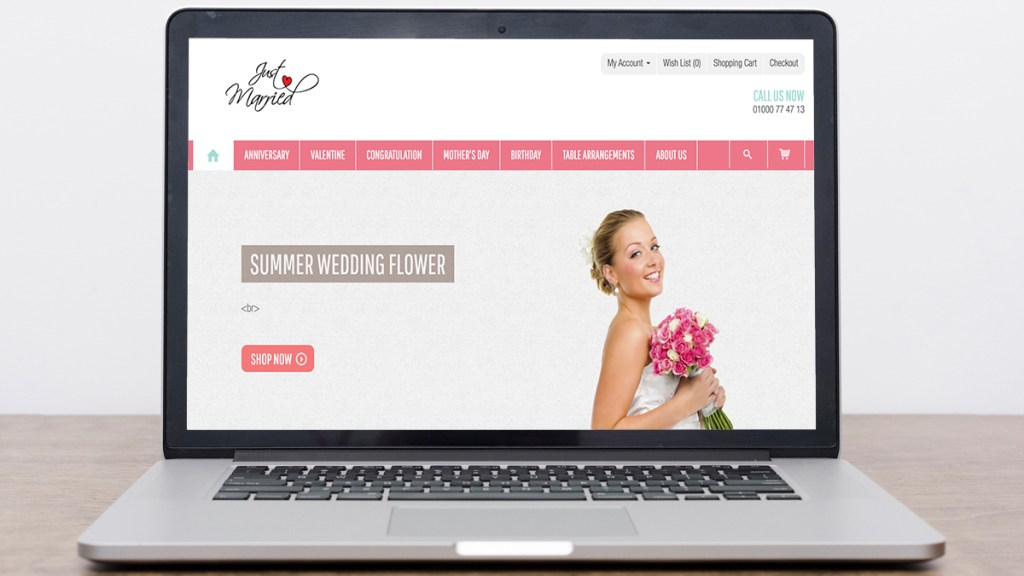 JustMarried-Website