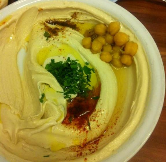 the best hummus in Israel