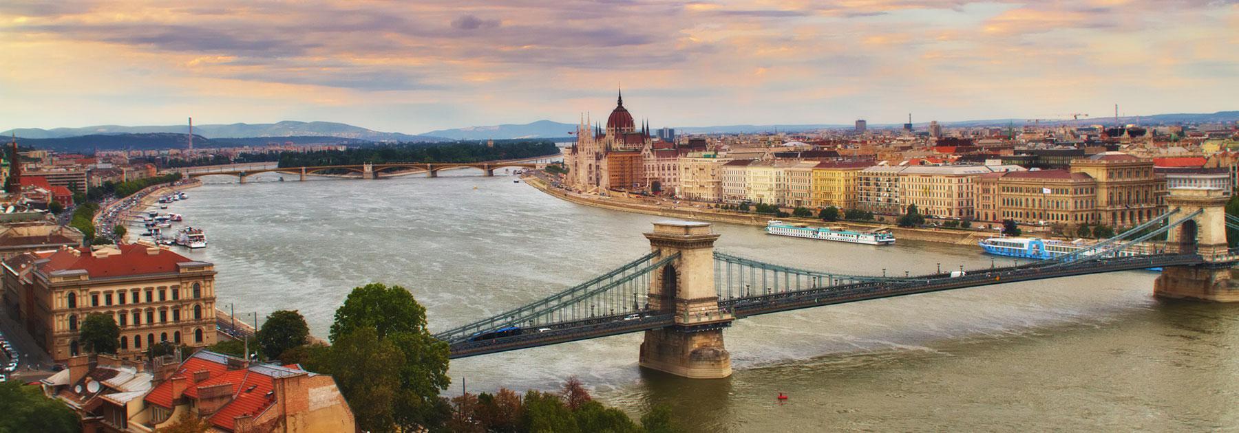 European Honeymoon Travel Packages