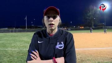 Amy Wymer West Jessamine Fastpitch Softball 2019