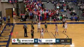 Bryan Station at Lexington Catholic – Girls HS Basketball