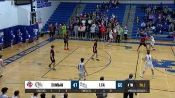 Dunbar at LCA – Boys HS Basketball