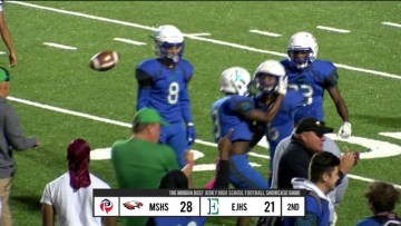 EJHS Football Highlights vs Madison Southern | 2019