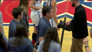 Mercer County vs Franklin County Girls HS Basketball