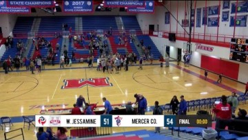 West Jessamine at Mercer County – Boys HS Basketball
