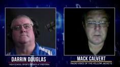 Woodford Radio Voice Mack Calvert on Talking Sports