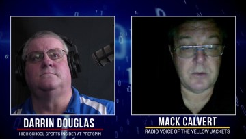 Woodford Radio Voice Mack Calvert on Talking Sports
