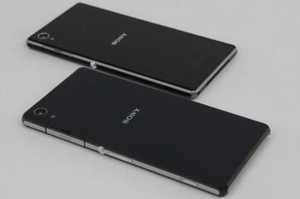 Sony Xperia Z1 vs. Xperia Z2
