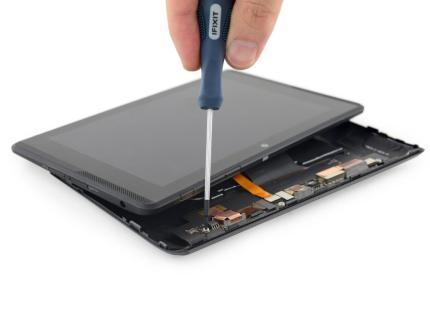 Projekt Tango Tablet Teardown