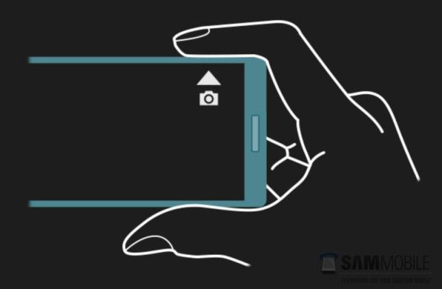 Samsung Galaxy Note 4 Kamera Leak