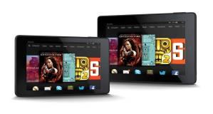 Kindle Fire HD 6 und HD 7