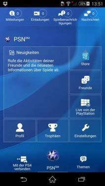 Sony Xperia Z3 Test