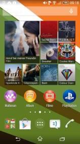 Sony Xperia Z3 Compact Test
