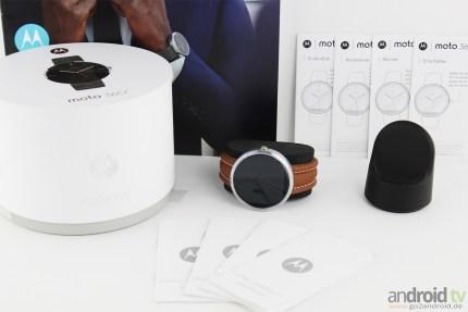Test Motorola Moto 360