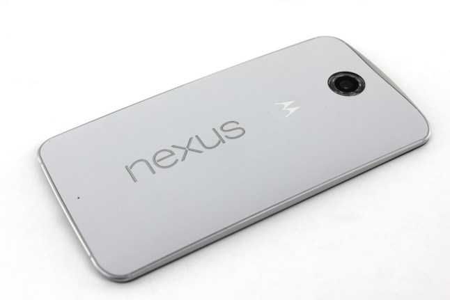 Google Nexus 6 Test