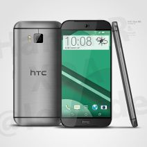 HTC One M9 Rendering