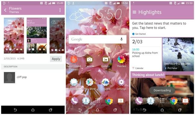 HTC Sense 7 Theme erstellen