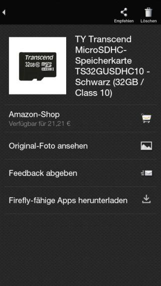Amazon Fire Phone Test
