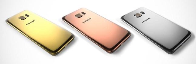 Samsung Galaxy S6 von Goldgenie