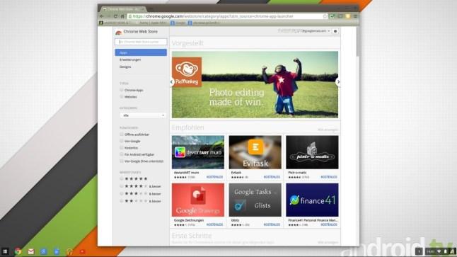 Acer Chromebook 15 CB5 Test