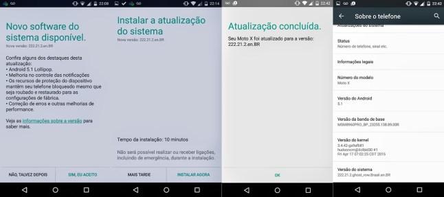 Motorola Moto X Soak Test
