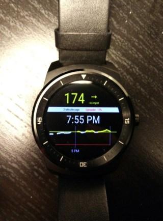 Android Wear für Diabetes-Patienten