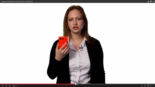 Nexus 5 mit Fingerabdruck-Sensor