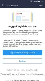 LeTV Max Test