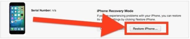 Downgrade von iOS 9 zu iOS 8.4.1