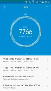 Xiaomi Mi Band Test