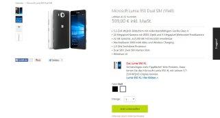 Microsoft Lumia 950 Dual-SIM