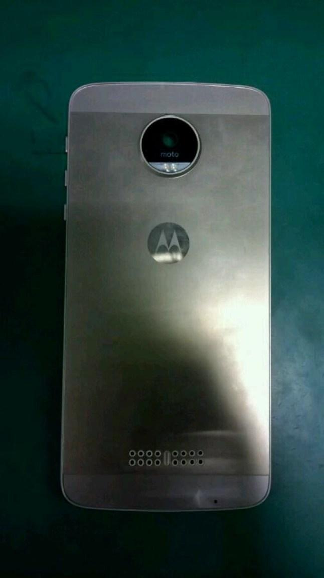 Motorola Moto X 2016 Prototyp