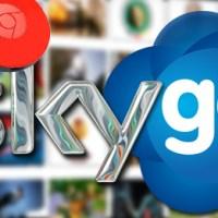 Wie bekomme ich Sky Go via Chromecast auf den TV?