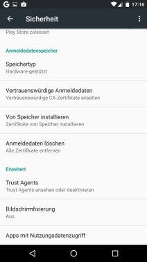 Google Nexus 6P Test