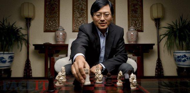 Lenovo-CEO Yuanqing Yang